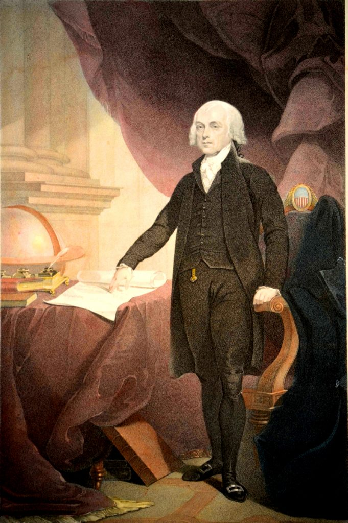 If Men Were Angels: James Madison's Defense of the Constitution